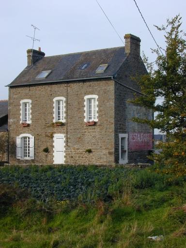 Maison, la Secouette (Saint-Coulomb)