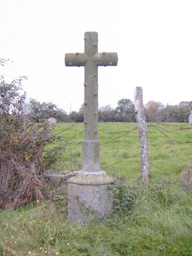 Croix de chemin, le Pont Gilles (Saint-Coulomb)