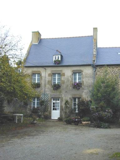 Ferme, la Ville Duguen (Saint-Coulomb)