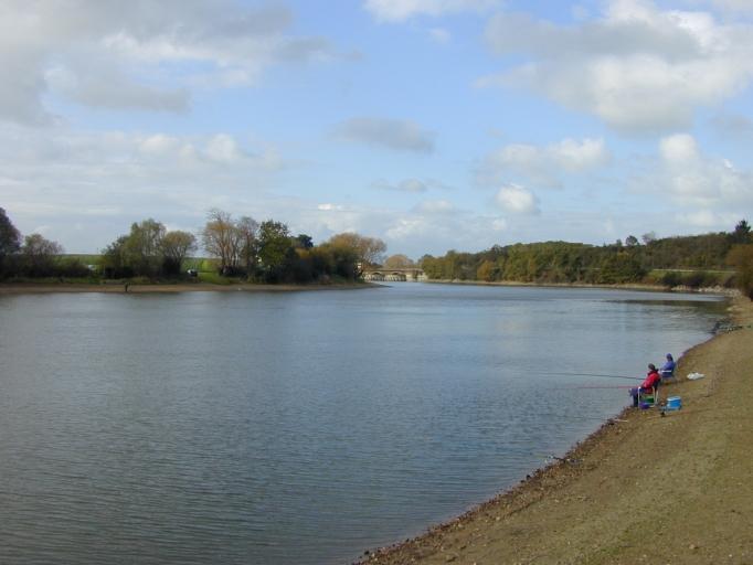 Barrage, Sainte-Suzanne (Saint-Coulomb)