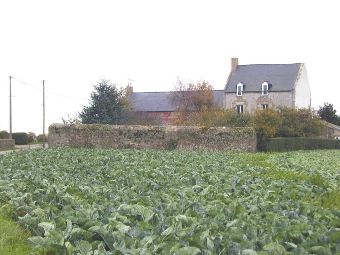 Maison, la Martinais (Saint-Coulomb)