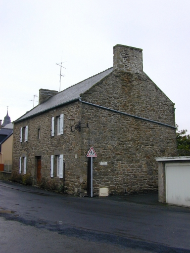 Maison, 1 rue de la Mairie (Saint-Coulomb)