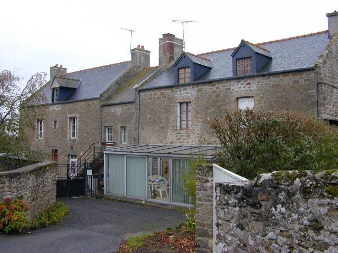 Maison, 5 chemin de la Horvais (Saint-Coulomb) ; Maison, 4 chemin de la Horvais (Saint-Coulomb)
