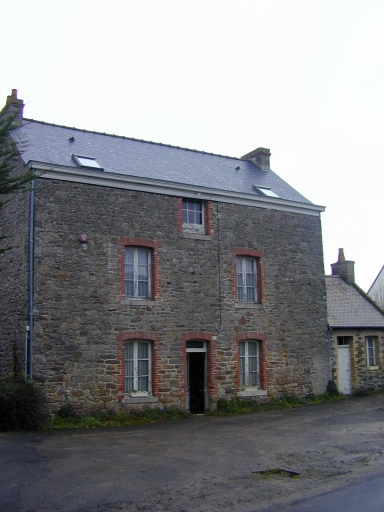Ferme, 9 rue du Pont la Teurte (Saint-Coulomb)