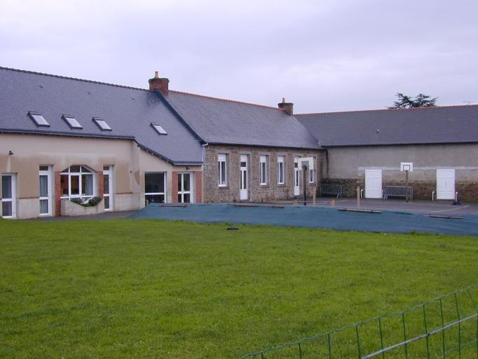 Ecole Saint-Joseph, 30 rue de Bel Air (Saint-Coulomb)