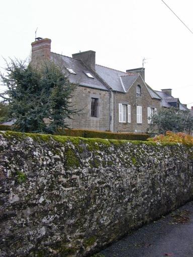 Maison, 5-9 rue du Bois Gentil (Saint-Coulomb)
