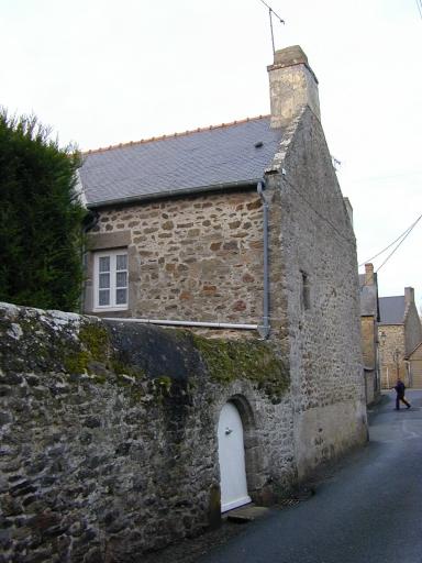 Maison, 4 rue de la Cour Galant (Saint-Coulomb)