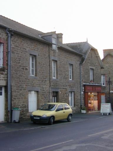 Maison, 17 rue de Saint-Malo (Saint-Coulomb)