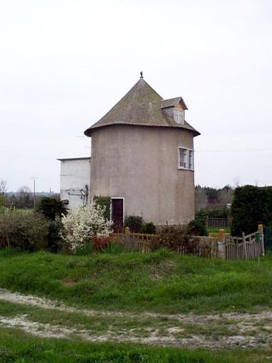 Moulin, les Nielles (Saint-Méloir-des-Ondes)