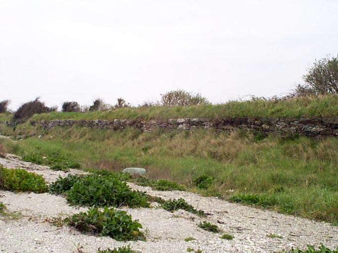 Digue dite de Château Richeux (Saint-Méloir-des-Ondes) ; Les digues sur la commune de Saint-Méloir-des-Ondes