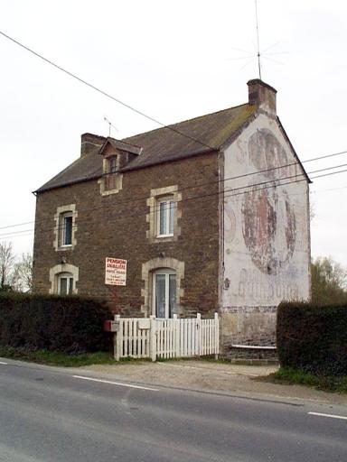 Maison, le Buot (Saint-Méloir-des-Ondes)