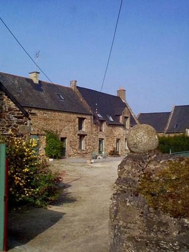 Ferme, le Pas de Pierre (Saint-Méloir-des-Ondes)