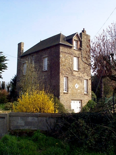 Ferme, le Val Ernoul (Saint-Méloir-des-Ondes)