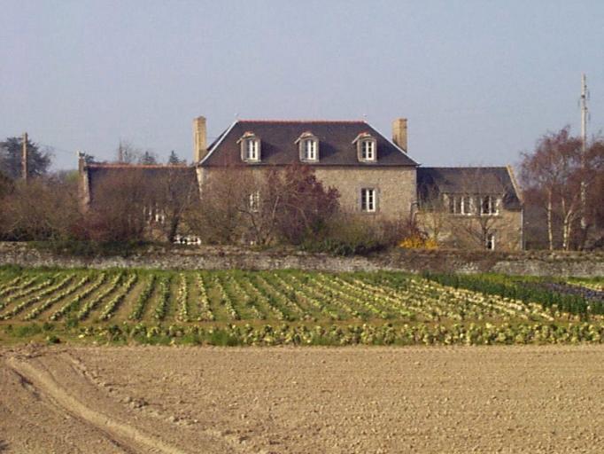 Maison de Loc Maria, la Durantais (Saint-Méloir-des-Ondes)