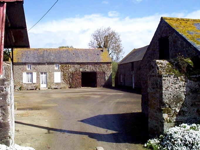 Ferme, la Ville Hersent (Saint-Méloir-des-Ondes)