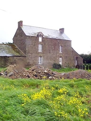 Ferme, le Rocher (Saint-Méloir-des-Ondes)