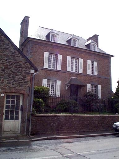 Maison, 4,6 rue de la Baie (Saint-Méloir-des-Ondes)