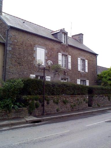 Maison, 8 rue de la Baie (Saint-Méloir-des-Ondes)