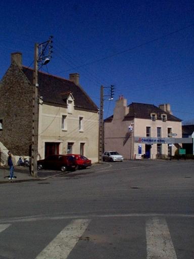 Maison, 2 rue de Radegonde (Saint-Méloir-des-Ondes) ; Maison, 1 rue de Radegonde (Saint-Méloir-des-Ondes)
