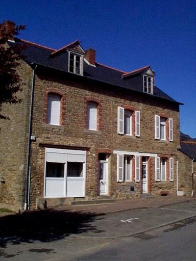 Maison, 3,5 rue Notre-Dame (Saint-Méloir-des-Ondes)