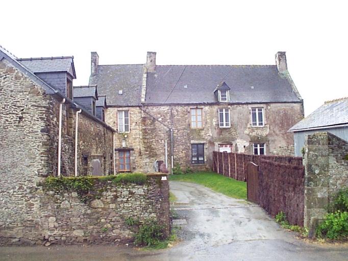 Presbytère, 9 rue d'Emeraude (Saint-Méloir-des-Ondes)