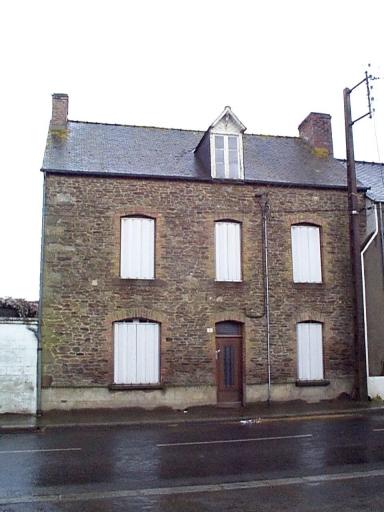 Maison, 7 rue du Clos Poulet (Saint-Méloir-des-Ondes)