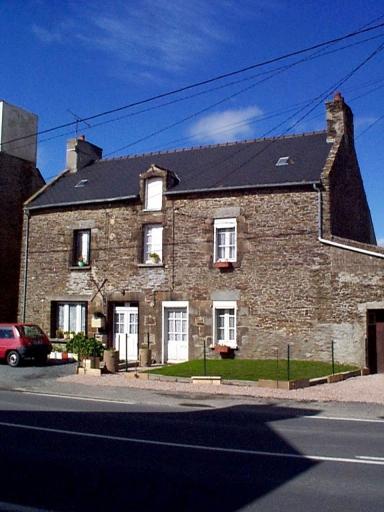 Maison, la Loge (Saint-Méloir-des-Ondes)