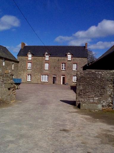 Ferme, les Portes (Saint-Méloir-des-Ondes)