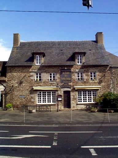 Maison, 55 rue Portes Rouges (Saint-Méloir-des-Ondes)