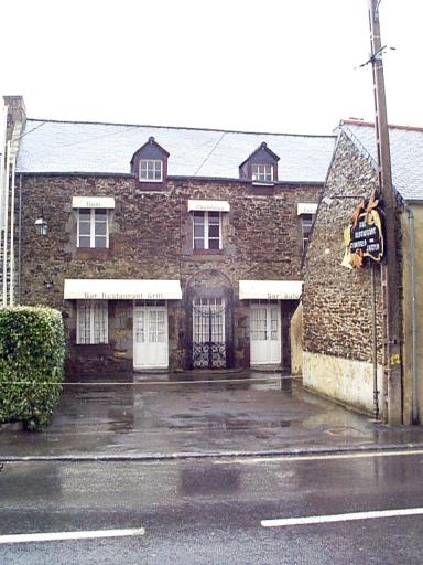 Maison, 51 rue Portes Rouges (Saint-Méloir-des-Ondes)