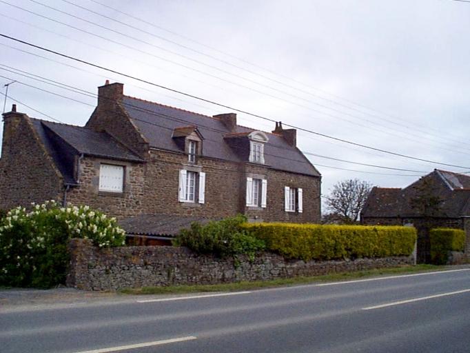 Ferme, la Beuglais (Saint-Méloir-des-Ondes)