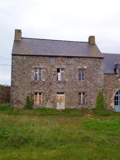 Ferme, la Ville Bague (Saint-Méloir-des-Ondes)