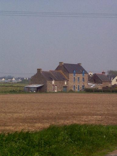 Ferme, le Fougeray (Saint-Méloir-des-Ondes)