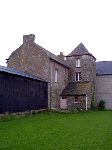 Ferme, le Champ Prou (Saint-Méloir-des-Ondes)