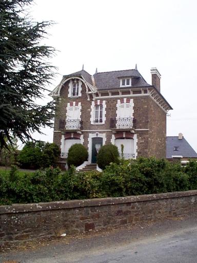 Maison, 37 rue de la Baie (Saint-Méloir-des-Ondes)