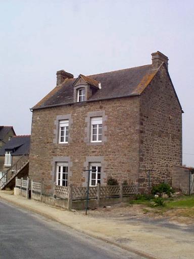 Maison, 31 rue de la Baie (Saint-Méloir-des-Ondes)