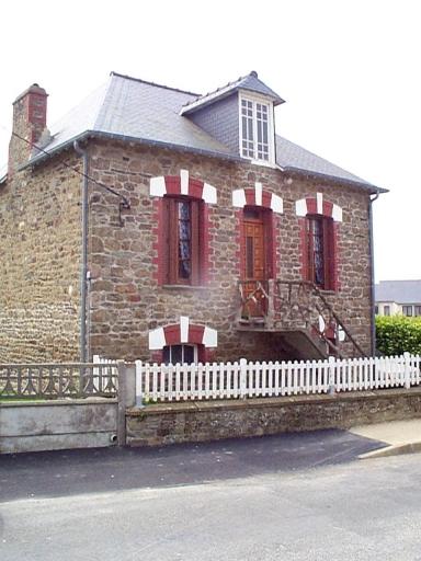 Maison, 18 rue de la Baie (Saint-Méloir-des-Ondes)