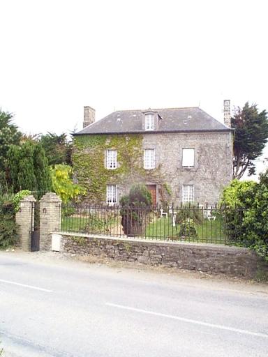 Maison, 24 rue de la Main d'Argent (Saint-Méloir-des-Ondes)