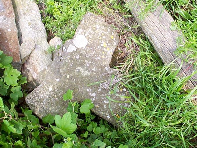 Croix de chemin, la Ville es Gars (Saint-Méloir-des-Ondes)