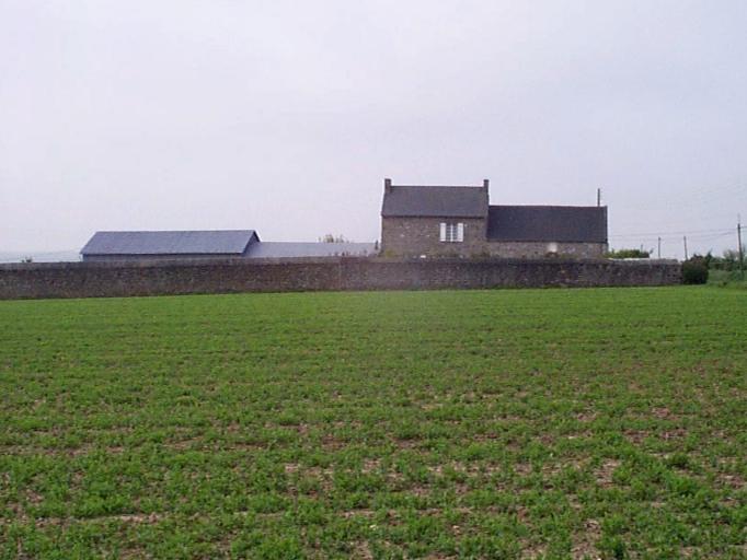 Ferme, la Ville Blot (Saint-Méloir-des-Ondes)