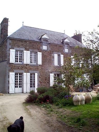 Ferme, la Barbotais (Saint-Méloir-des-Ondes)
