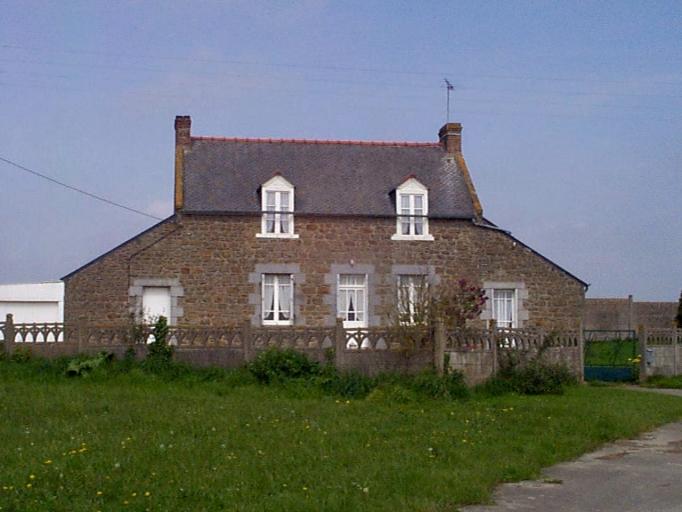 Maison, la Vignette (Saint-Méloir-des-Ondes)