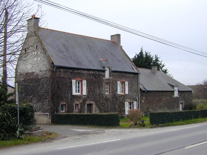 Ferme, le Buot (Saint-Méloir-des-Ondes)