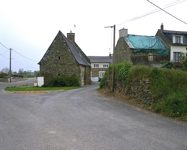 Maison, la Ville Auffray (Saint-Méloir-des-Ondes)
