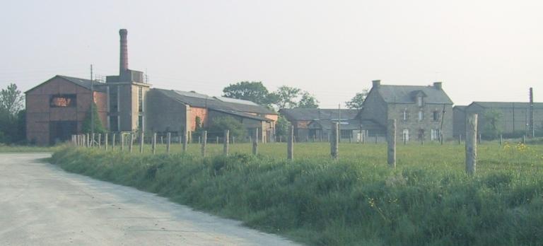 Distillerie dite établissements Pioc, puis Société Civile Immobilière Pioc, la Lande de Lessard (Saint-Jean-sur-Couesnon fusionnée en Rives-du-Couesnon en 2019)