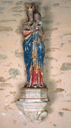 Statue de Notre-Dame de La Clarté