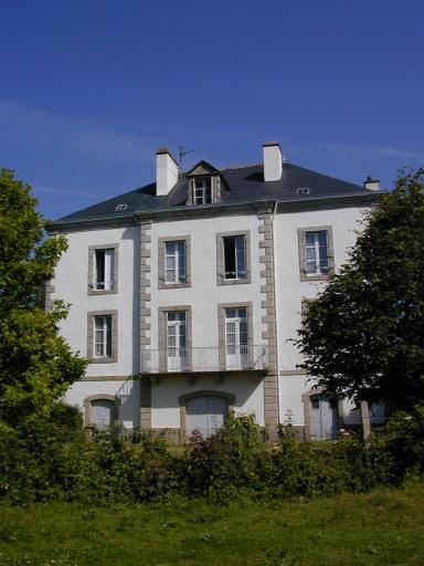 Ferme, Kerandru (Mellac) ; Les maisons et fermes sélectionnées sur la commune de Mellac