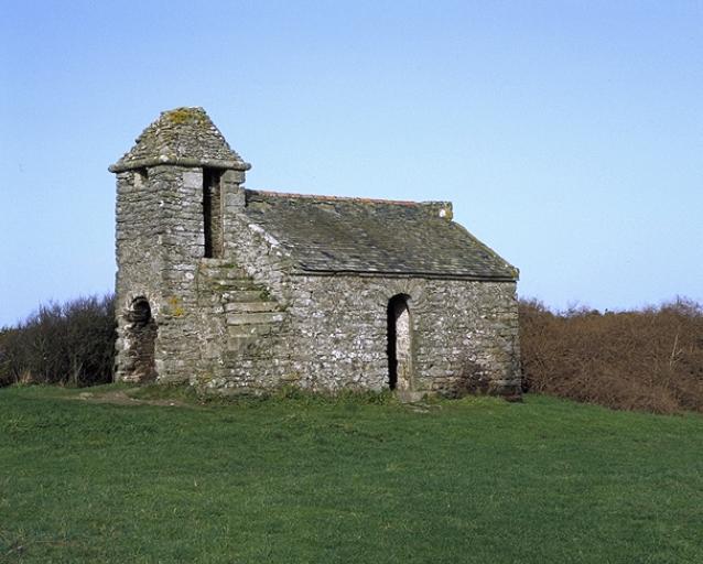 Ancien corps de garde des Daules - ou Dôles, sis au hameau du Verger (Cancale)