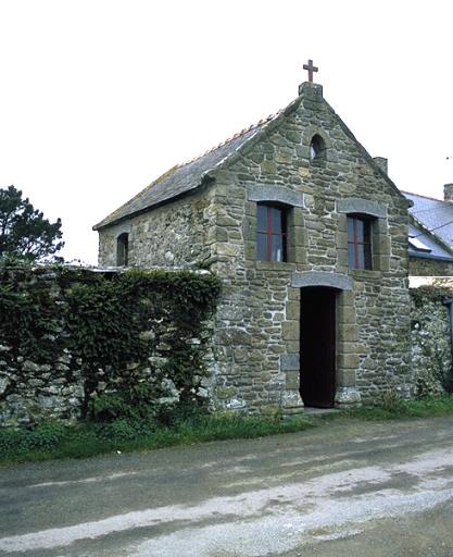 Chapelle frairienne Notre-Dame-du-Haut-Bout, rue des Tintiaux, le Haut Bout (Cancale) ; Écart, le Haut Bout (Cancale) ; Les églises et chapelles sur la commune de Cancale