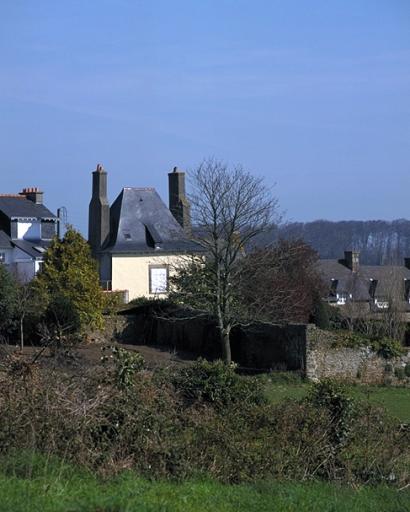 Demeure, Saint-Vincent (Saint-Coulomb)